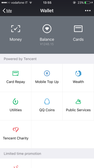 wechat-wallet-thirdpart